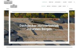 dachdecker berges portfolio
